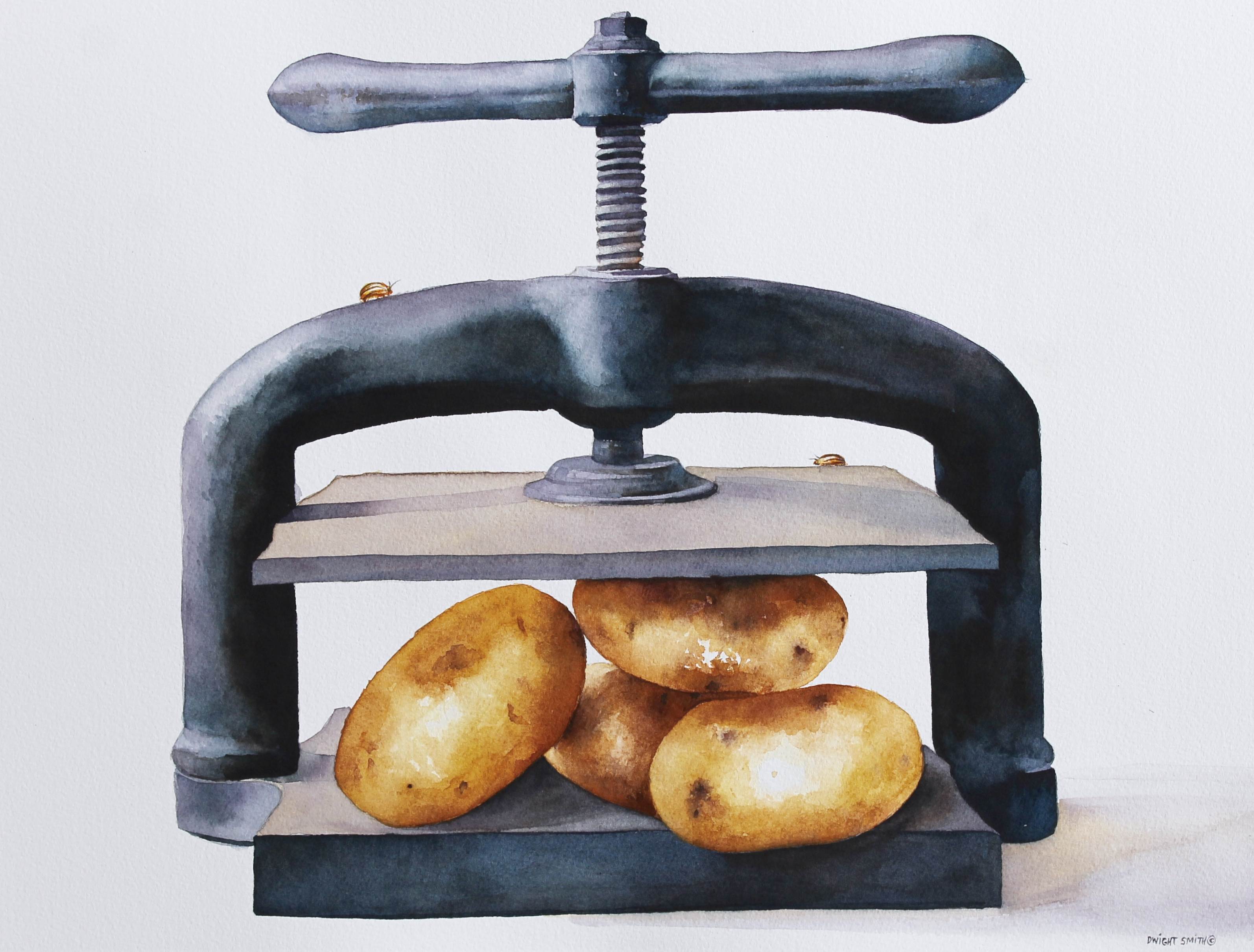 """ Mashed Potatoes """