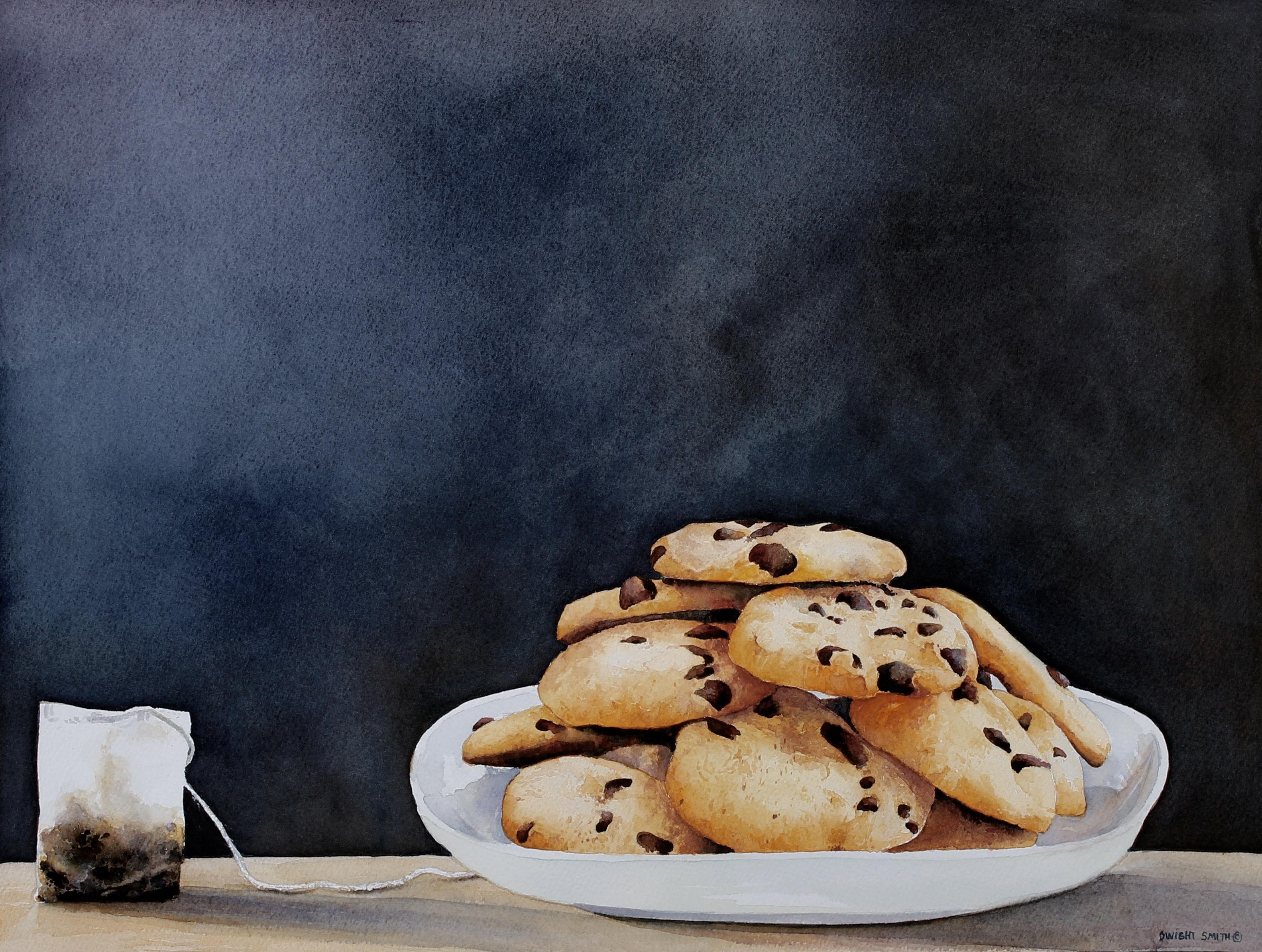 """"""" Tea Cookies """""""